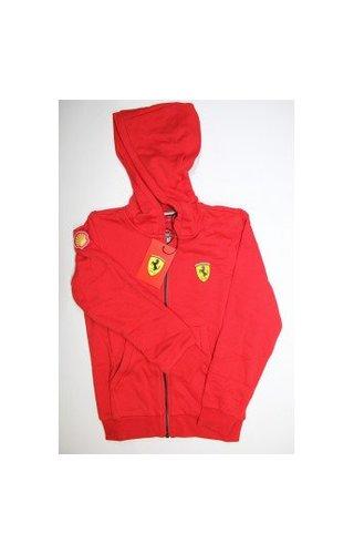 Ferrari Hoody Vest