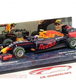 Red Bull Racing Schaalmodel 1:43 Max Verstappen Brazilie