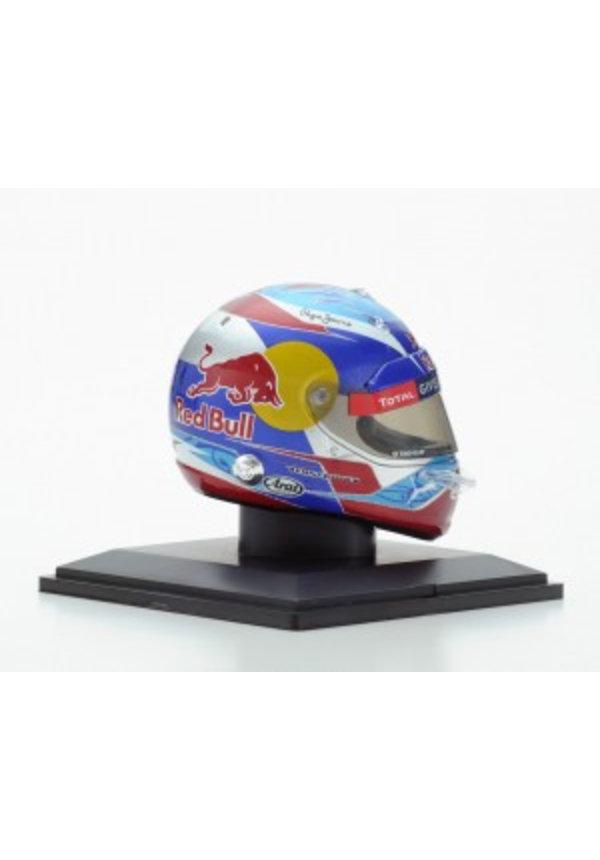 Max Verstappen Helm 1:5 Spanje 1e
