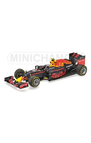 RB13 Minichamps 1:43 Max Verstappen 2017