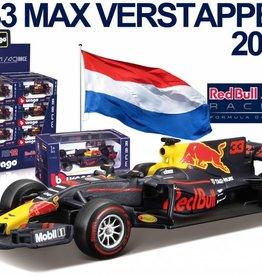 Burago Max Verstappen RB13 2017 1:43