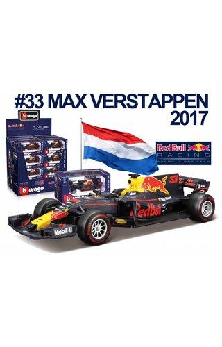 BBURAGO Burago Max Verstappen RB13 2017 1:43