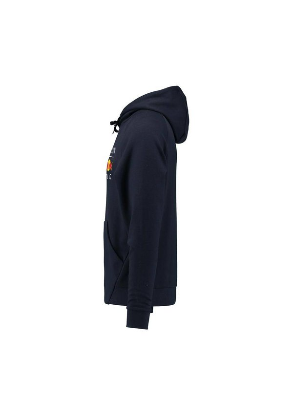 RBR MENS PULL OVER HOODY BLAUW 2018