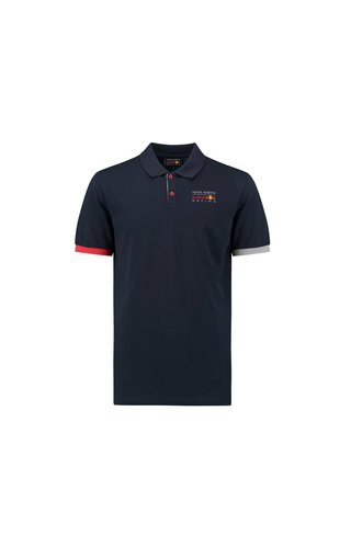Red Bull Racing RBR Classic Polo Blauw 2018