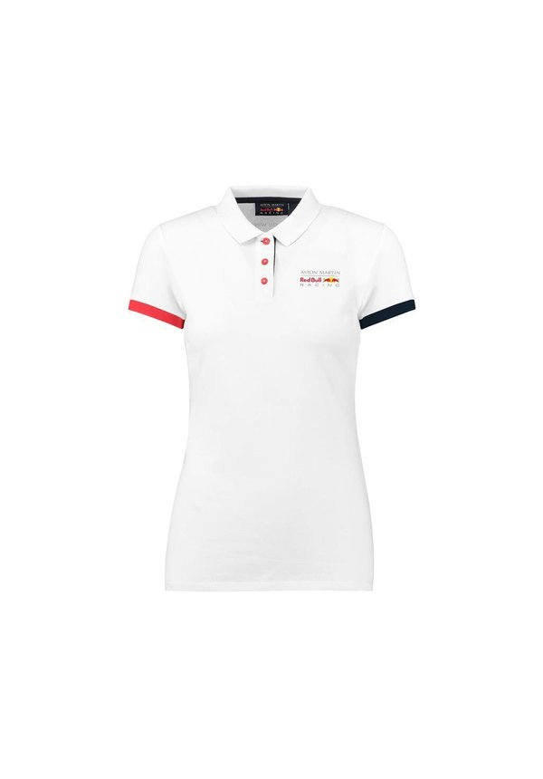 RBR Dames Classics Polo Wit
