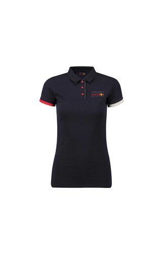 Red Bull Racing RBR Dames Classics Polo Blauw 2018