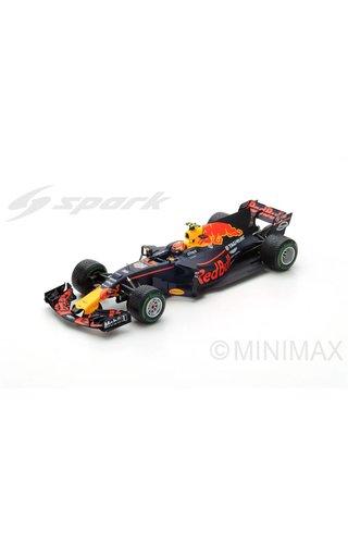 Spark Max Verstappen Schaalmodel RB 13 1:18 GP China 3e plaats