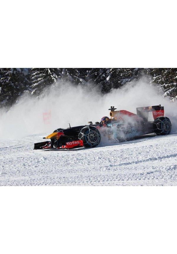 Max Verstappen Schaalmodel 1:18 Kitzbuhl Snow