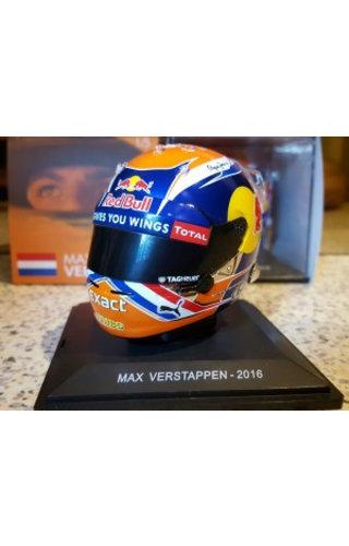 Max Verstappen Helm 1:5 Spa 2016