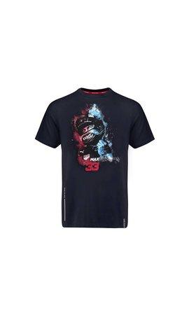 Red Bull Racing Max Verstappen Kids Vapour T-Shirt 2018
