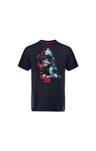 Red Bull Racing Max Verstappen Kids Vapour T-Shirt 2018