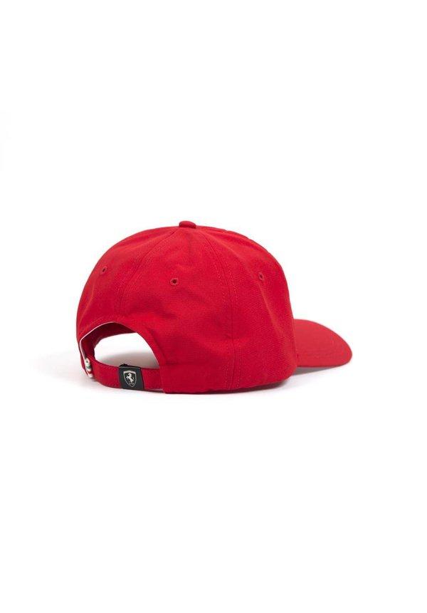 Ferrari Quilt Cap Rood 2018