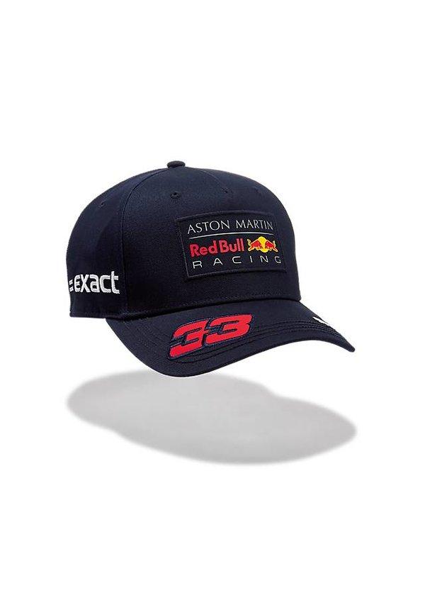 Max Verstappen Cap 2018 ( bolle klep)