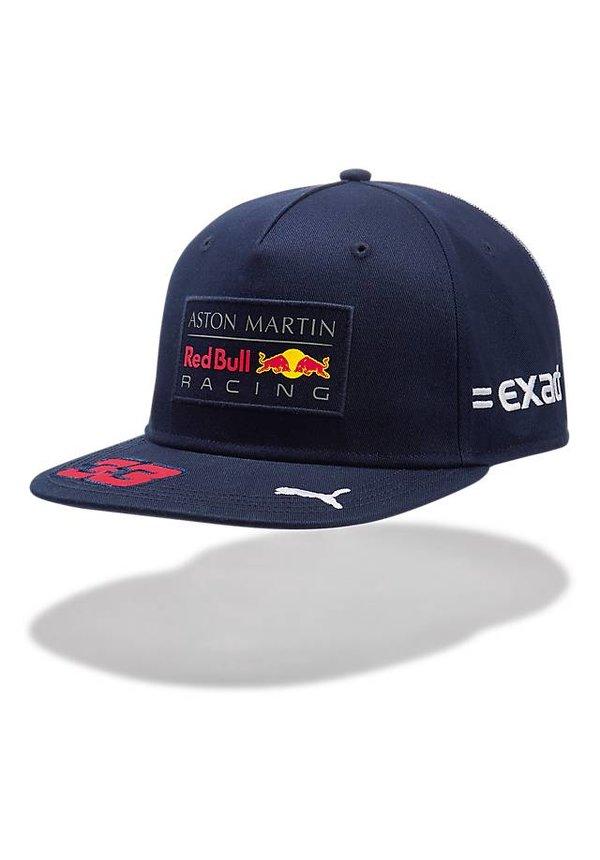 Max Verstappen Cap 2018 ( platte klep)
