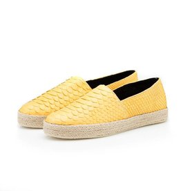 Loafers Yellow