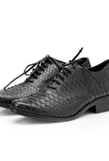 Python Shoes Black