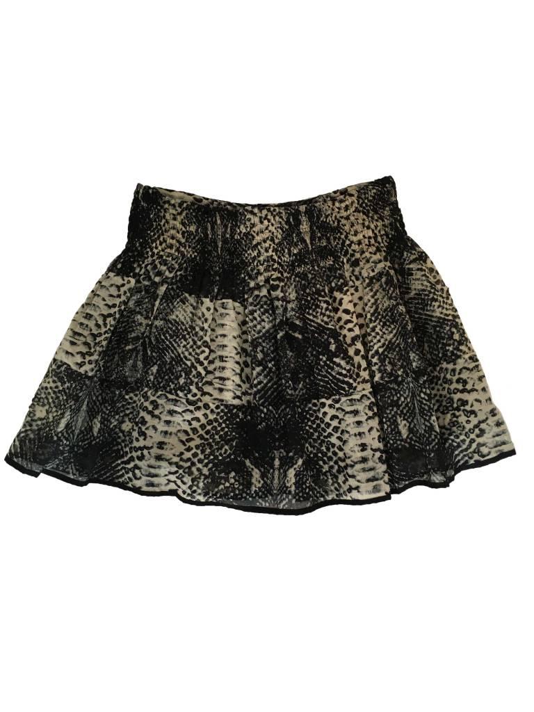 Short Raffle Skirt