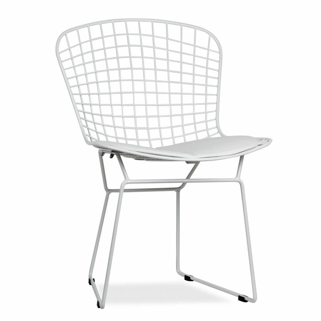 bertoia side chair wit hedron. Black Bedroom Furniture Sets. Home Design Ideas
