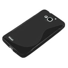 Huawei Honor 3X siliconen hoesje