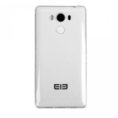 Elephone P9000 lite siliconen hoesje