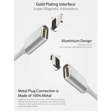 Magnetische USB kabel