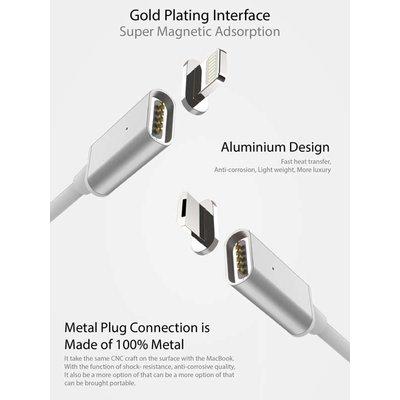 Magnetisch USB kabel