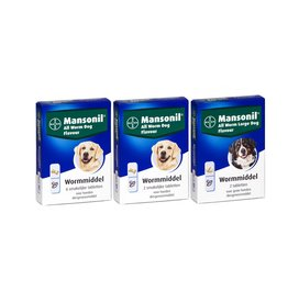 Mansonil Dog