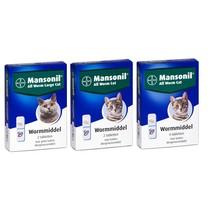 Mansonil All Worm Cat