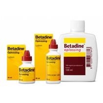Betadine Iodine