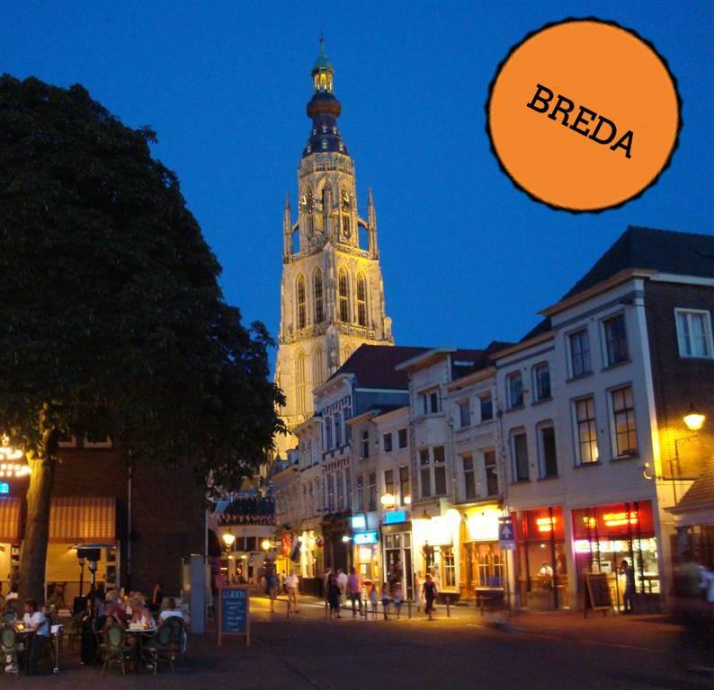 Kroegentocht door Breda