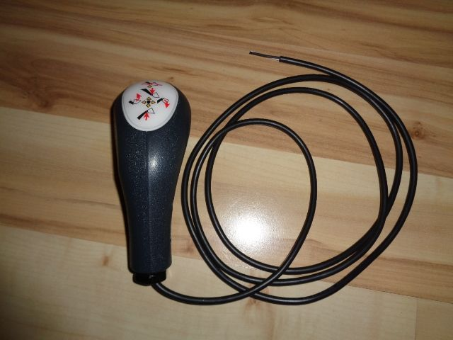Griff 2 x e schalter taster für iso kreuzhebel www.amp handel.de
