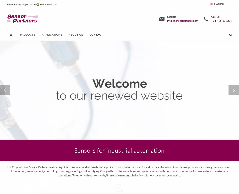 Renewed website online