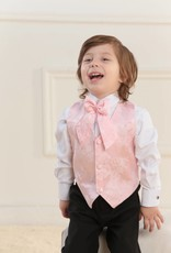 Jongenskleding Jongenskostuum Dennis - roze