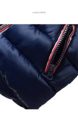 Jongenskleding Jongens Bodywarmer - blauw