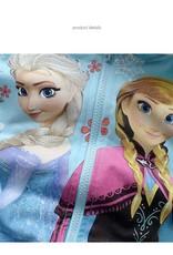 Meisjeskleding Frozen Meisjes Sweatvest 2 - lichtblauw