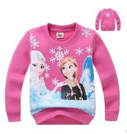 Meisjeskleding Disney Frozen Sweater - roze