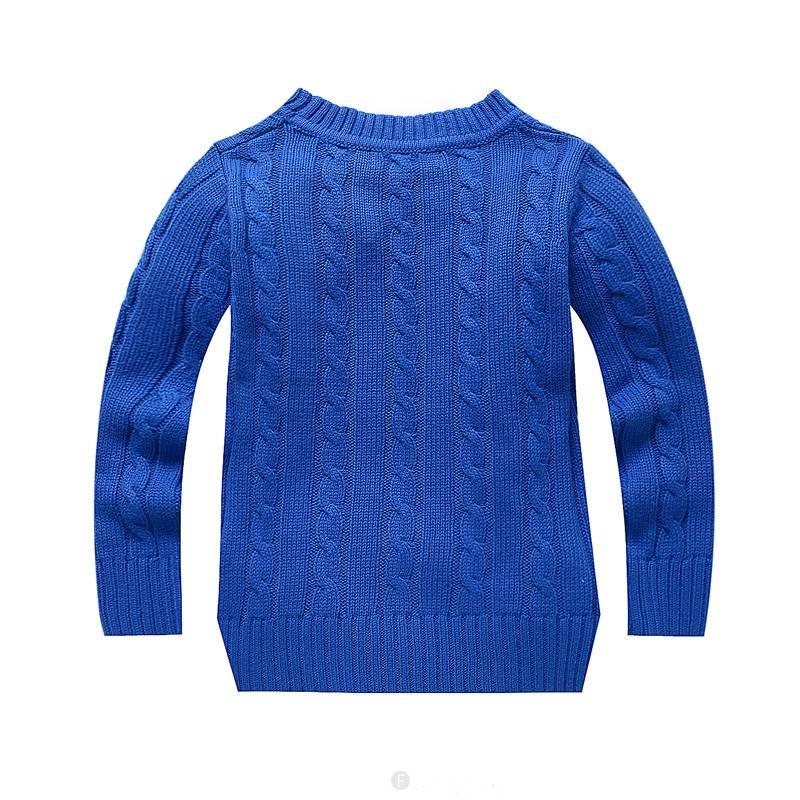 LaraModa Ralph Lauren Polo Jongens Trui - blauw
