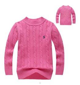 LaraModa Ralph Lauren Polo Trui - roze