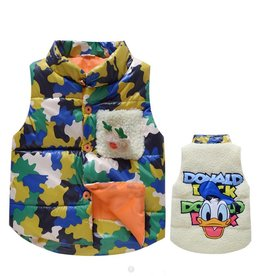 LaraModa Donald Duck Bodywarmer