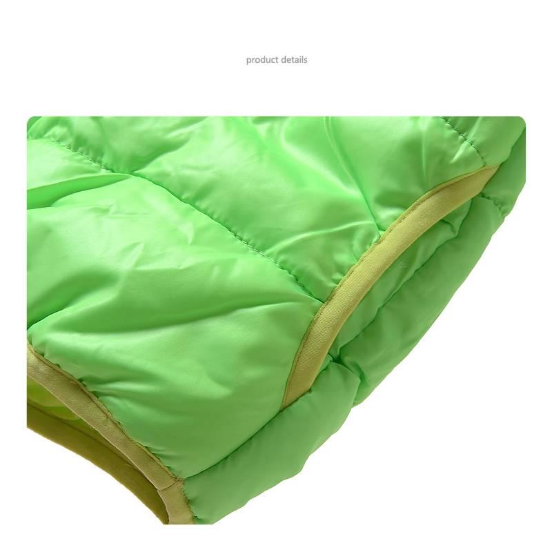 LaraModa Jongensjas - groen