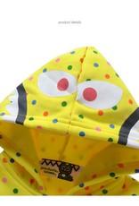 Jongenskleding Monster Jongens Sweatvest - geel