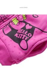 LaraModa Hello Kitty Meisjes Sweatvest 2 - roze