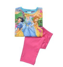 LaraModa Disney Princess Pyjama - roze
