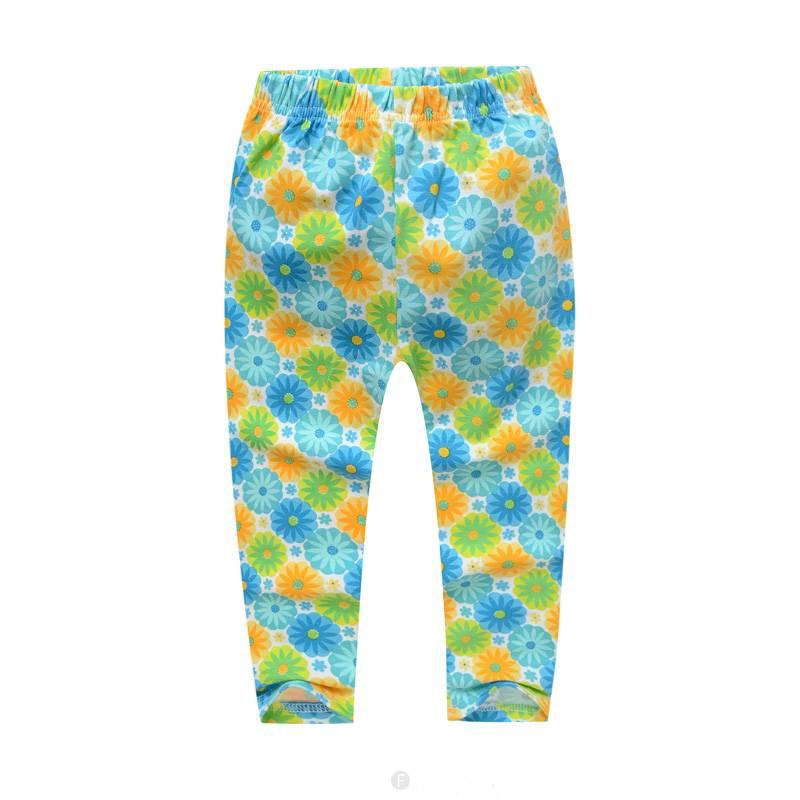 LaraModa Disney Frozen Meisjes Pyjama - blauw / groen