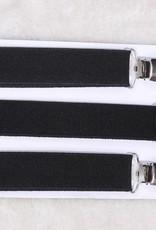 Jongenskleding Jongenskostuum Michael (zonder jasje) - zwart / blauw