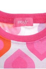 Meisjespyjama's Dora Meisjes Pyjama - wit / roze