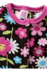 Babykleding Bloemetjes Meisjes Boxpakje - roze / blauw / zwart