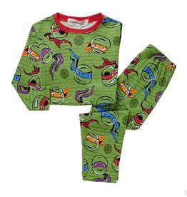 Jongenspyjama's Teenage Mutant Ninja Turtles Pyjama - groen