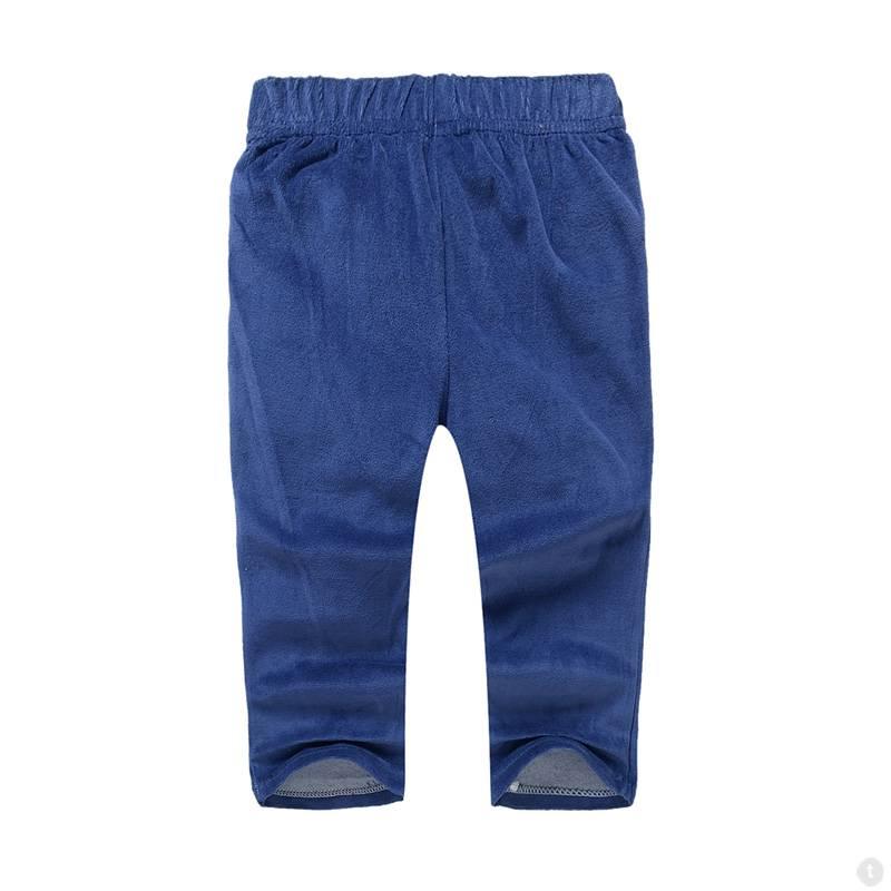Jongenspyjama's Tasmanian Devil Jongens Pyjama - fleece - rood / blauw