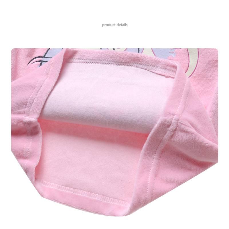 Meisjespyjama's Barbie Meisjes Pyjama - fleece - roze / grijs